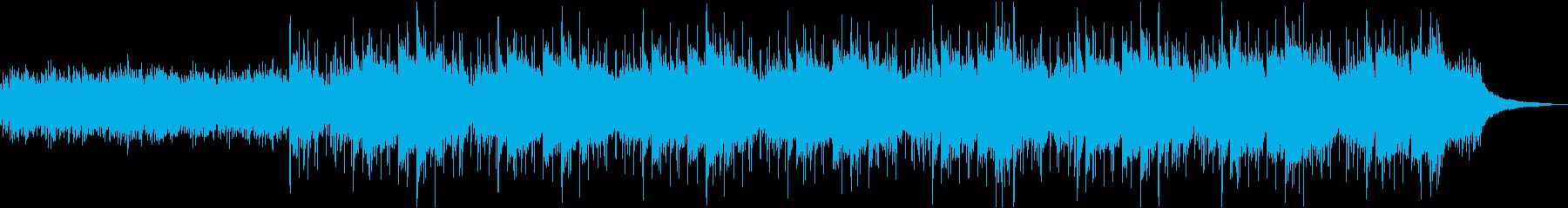 Acoustic Suspenseの再生済みの波形