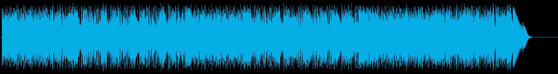 爽やかな風を感じるフュージョン/ポップの再生済みの波形