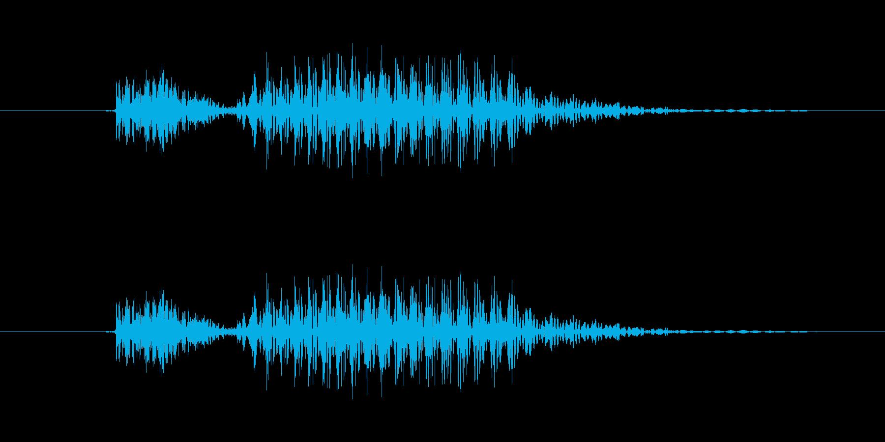 2 (Two, 英語、米国男性声優:J…の再生済みの波形