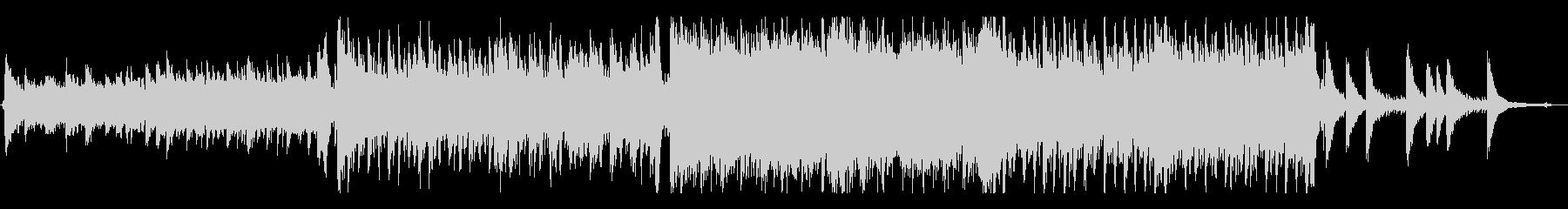 Epic/感動的でUpliftingな曲の未再生の波形