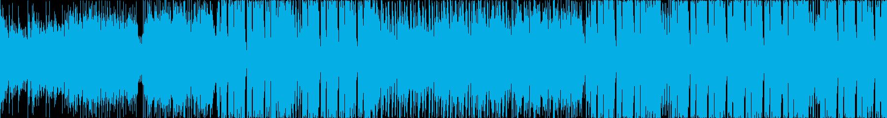 【ループ仕様】フューチャーベースの再生済みの波形