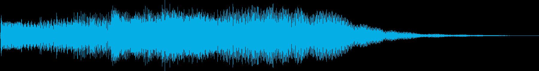 謎を投げかける・謎解き・不思議な雰囲気1の再生済みの波形