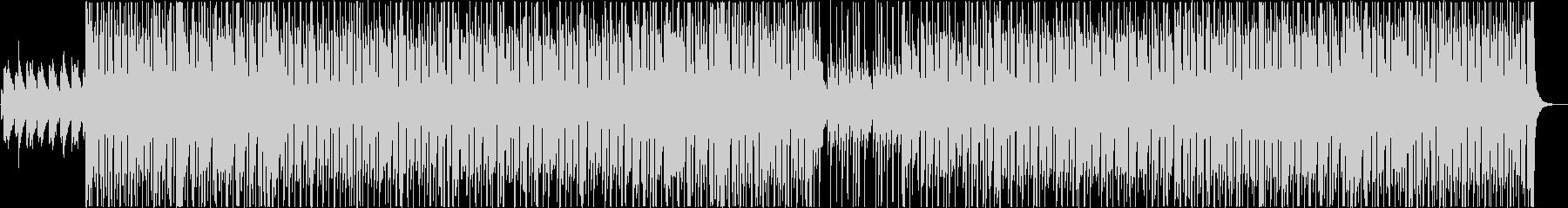 ハロウィン怪しげなヒップホップの未再生の波形