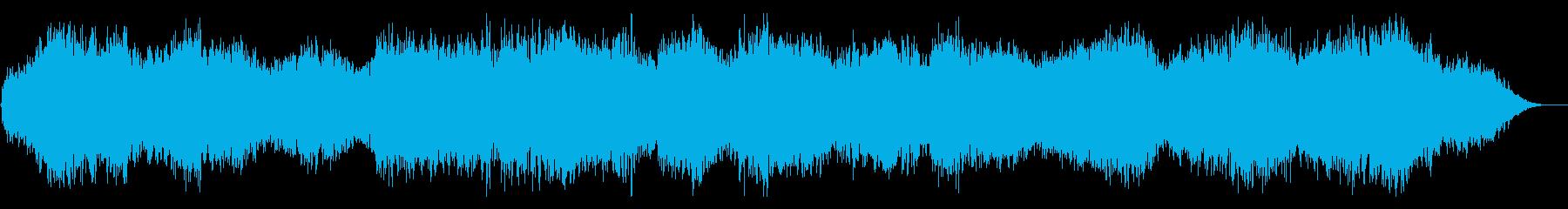 あやしいオバさん❤不思議な歌とハープ❤Aの再生済みの波形