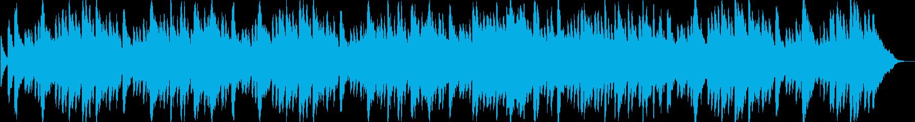 トロイメライ/シューマンの再生済みの波形