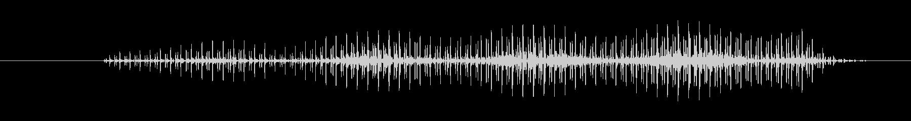 FI 実用性 スキャナーウォブルミ...の未再生の波形