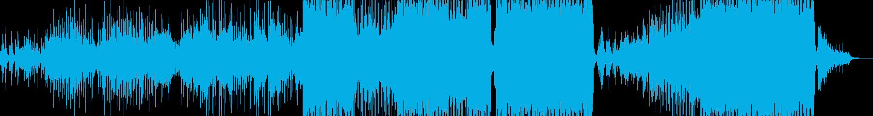 素敵な冬を彩るファンタジーポップ B2の再生済みの波形