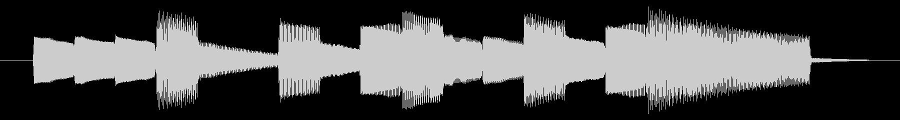 NES 汎用 A03-2(クリア2)の未再生の波形
