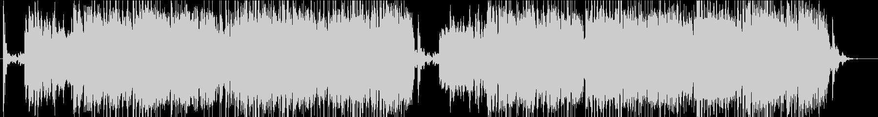 メロトロンのひびきの未再生の波形
