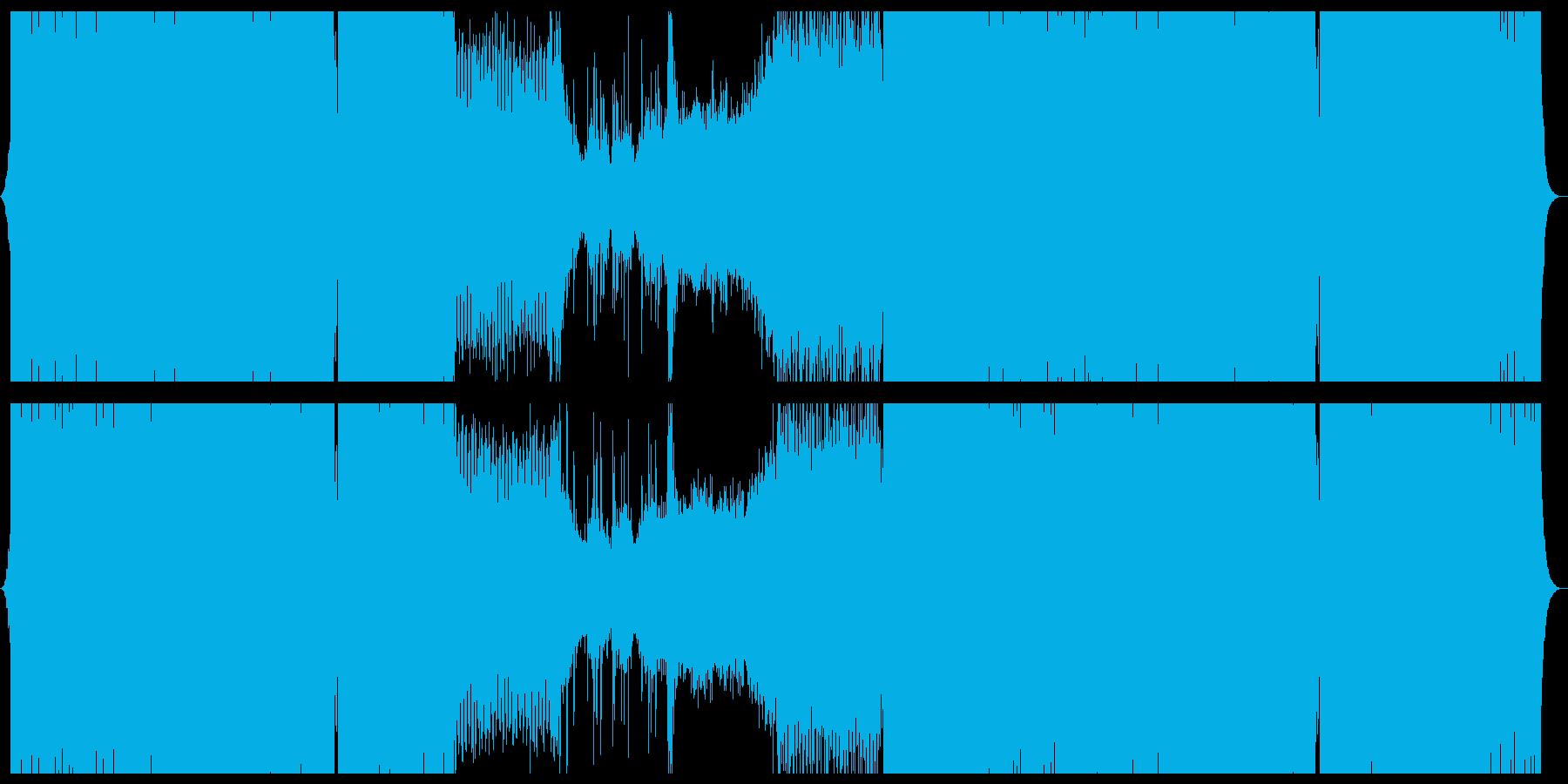 切なく浮遊感の在るプログレッシブハウス。の再生済みの波形