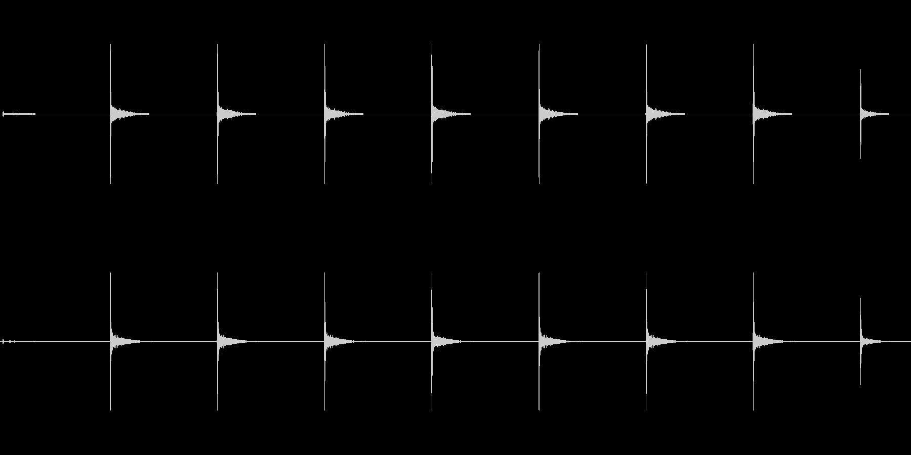 時計 ticktock_49-3_revの未再生の波形