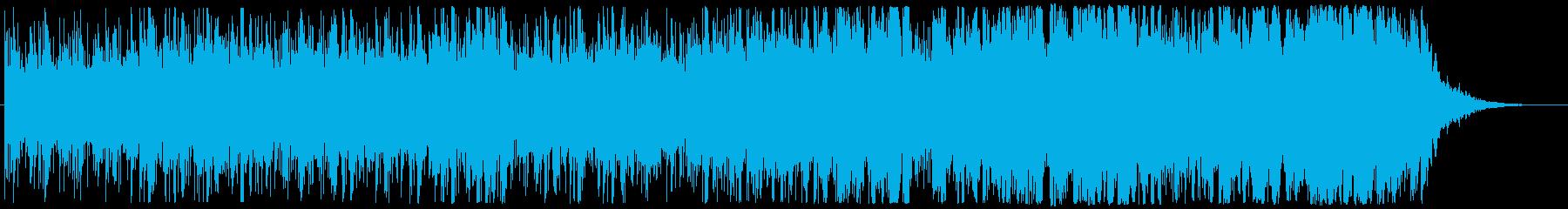 アンビエント 実験的な 緊張感 透...の再生済みの波形