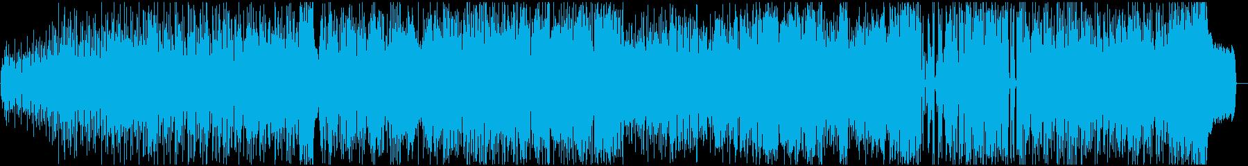 イントロドラムと1mnのオルガンと...の再生済みの波形