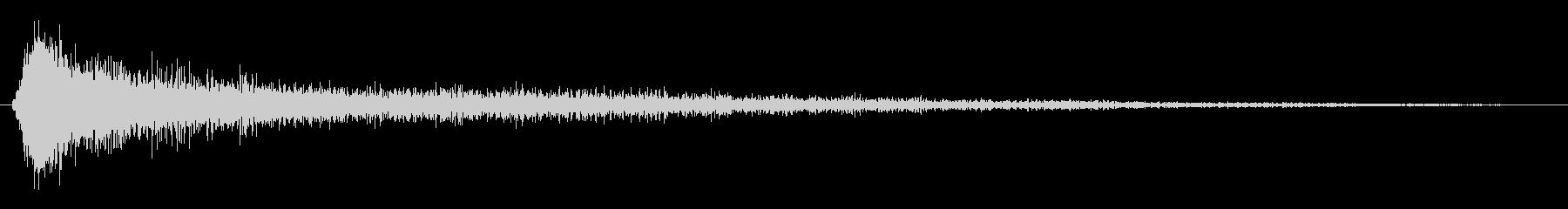 ホラー ピアノトゥワンファーストス...の未再生の波形