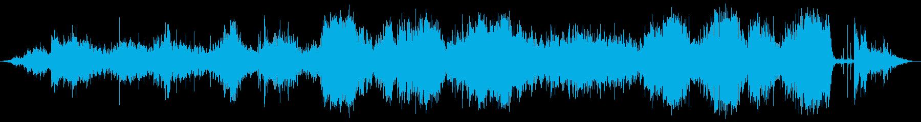 オンボード:トラベルダウンヒル、ス...の再生済みの波形