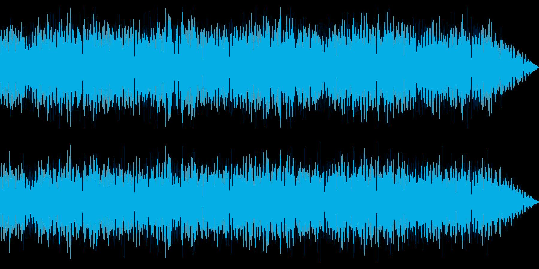 爽やかなインストポップの再生済みの波形