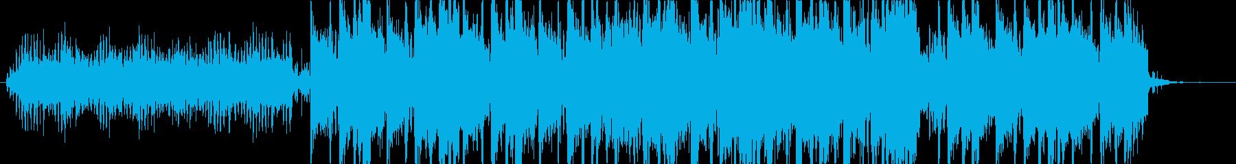 tendencyの再生済みの波形