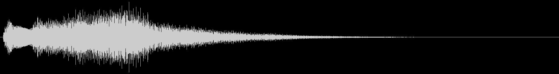ティララーン(ボーナス音・報酬・ゲット)の未再生の波形