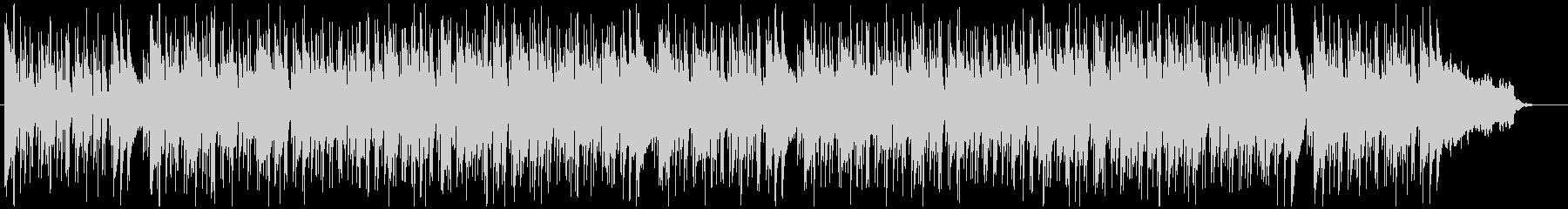 サティ、ジムノペディ第1番、ボサノヴァの未再生の波形