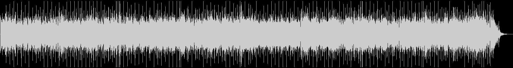 陽気なサザンロック風バンジョーBGMの未再生の波形