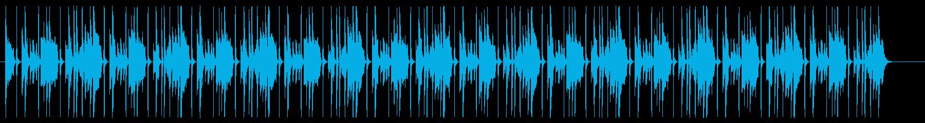 木琴と弦の愉快なBGM シンキングタイムの再生済みの波形