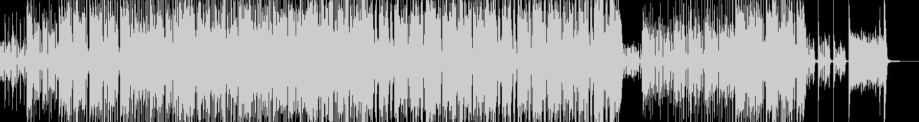 賑やかでハイテンションなスカポップ Aの未再生の波形