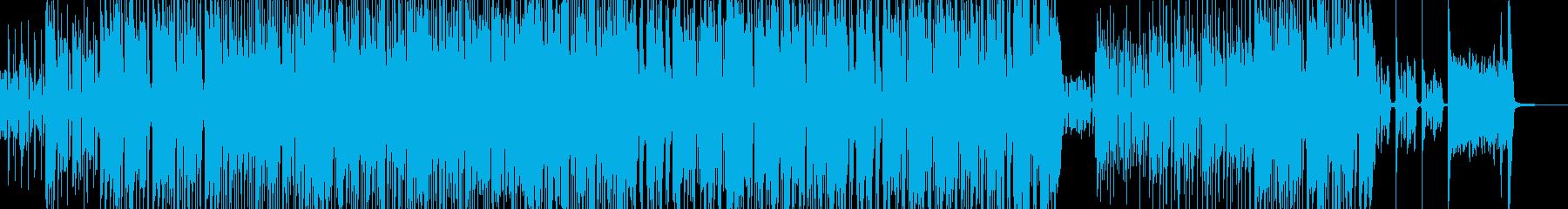 賑やかでハイテンションなスカポップ Aの再生済みの波形