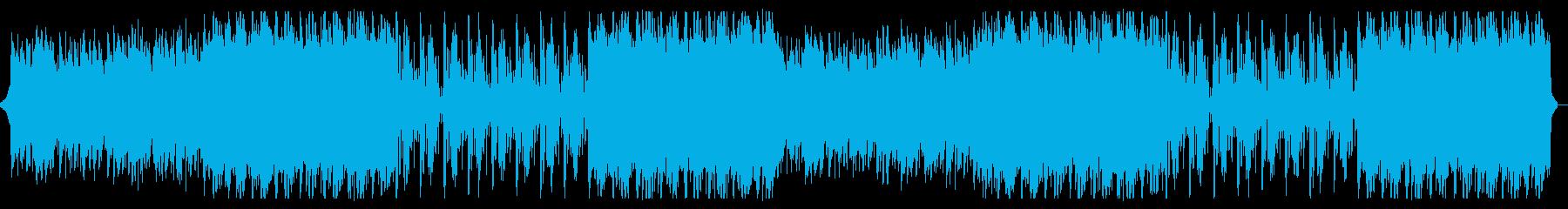 青空を感じさせる爽やかなピアノポップの再生済みの波形