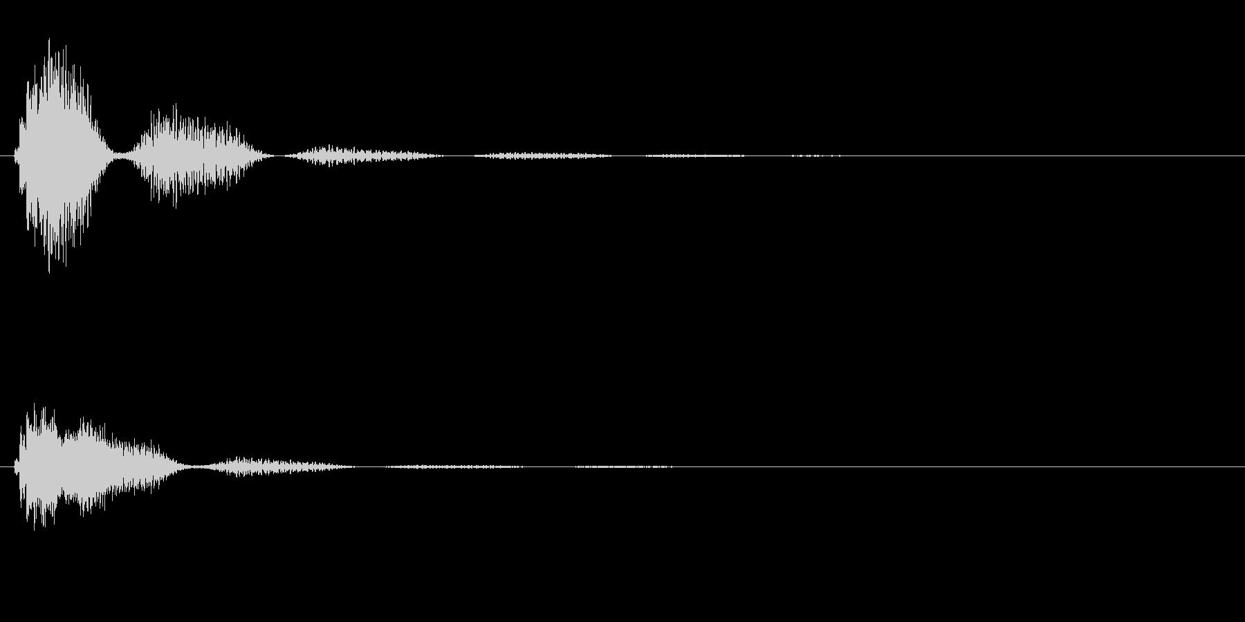 キラキラ系_080の未再生の波形