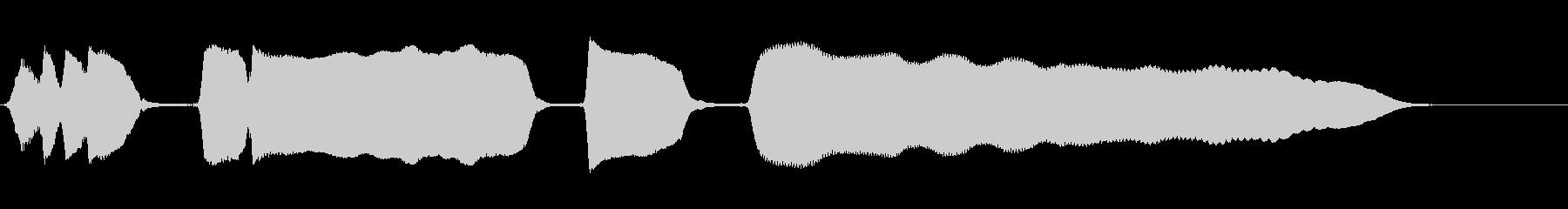 ハーモニカ:チャージアクセント、漫...の未再生の波形