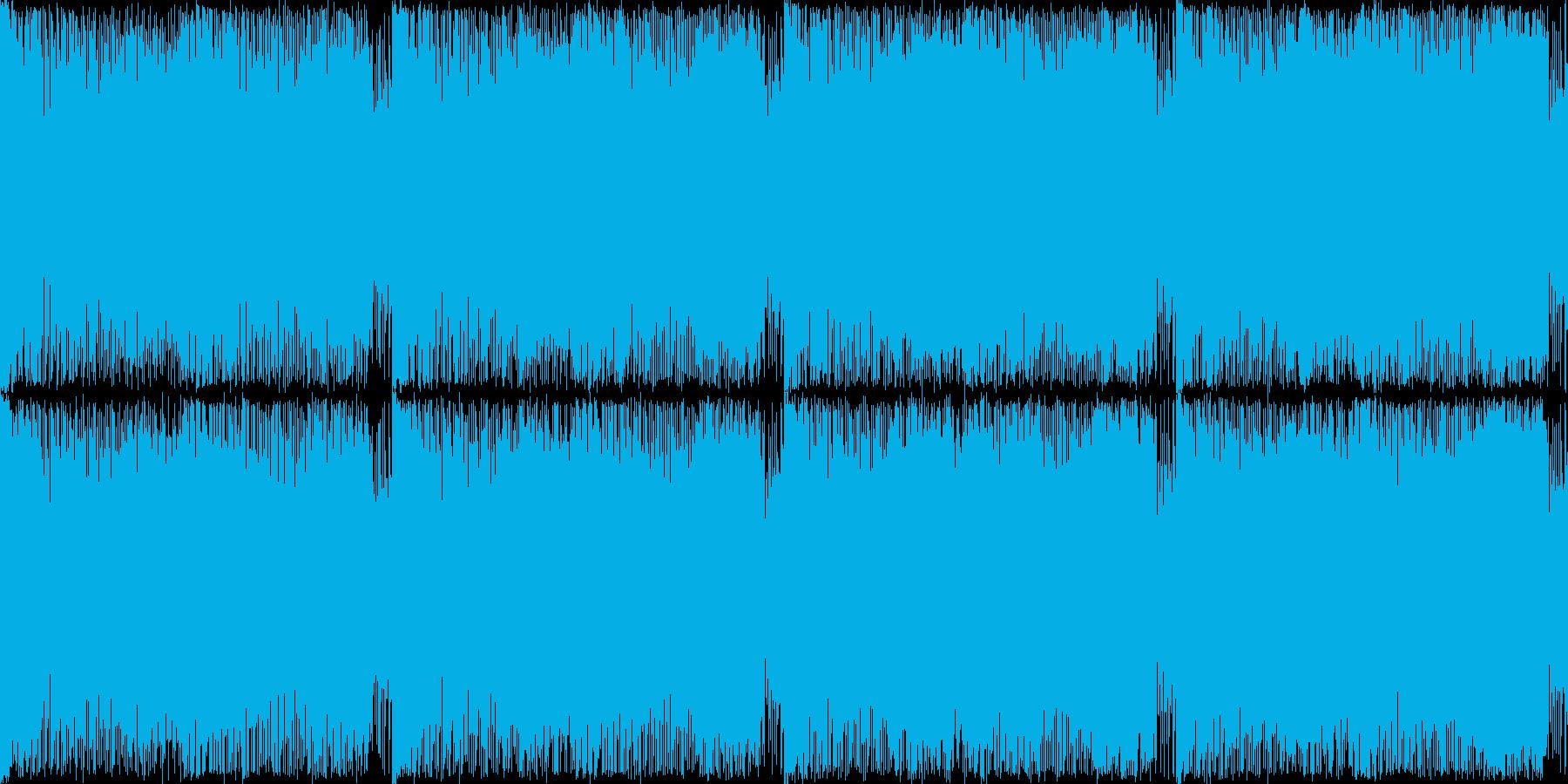 時の狭間、レベル2、癖になるループ素材の再生済みの波形