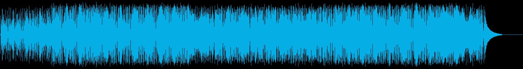 スタイリッシュでアダルトなフュージョンの再生済みの波形