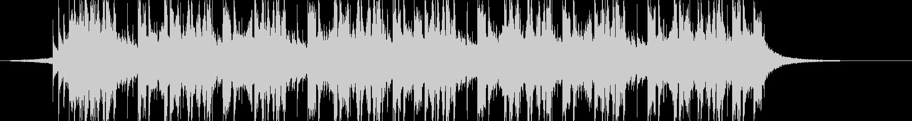 future bass、EDM1-Cの未再生の波形