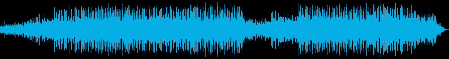モダン テクノ コーポレート 励ま...の再生済みの波形
