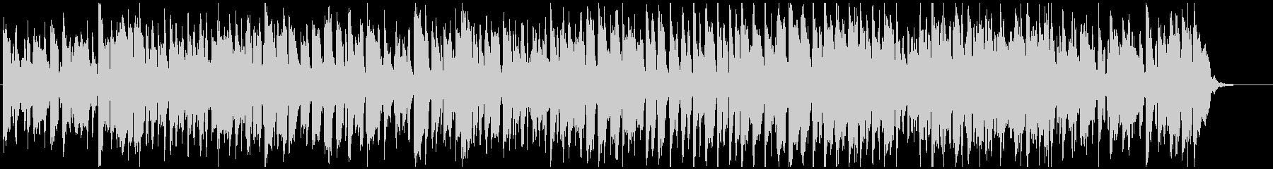 ずっこけるお笑いカートゥーン系リコーダーの未再生の波形