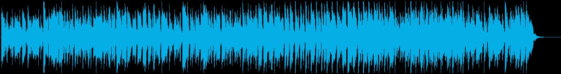 ずっこけるお笑いカートゥーン系リコーダーの再生済みの波形