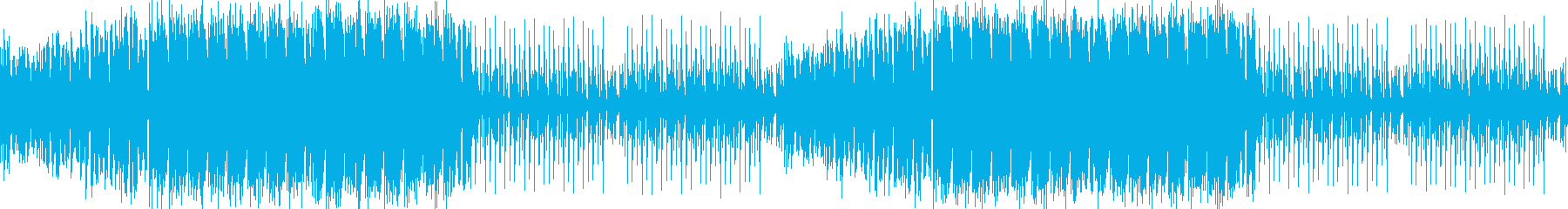 Admission of a refreshing and bright EDM/CM's reproduced waveform