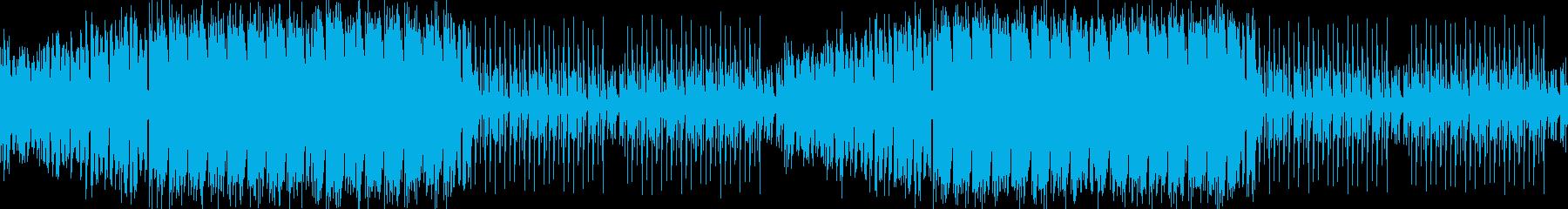 爽やか明るいパワフルEDM・CM入場の再生済みの波形