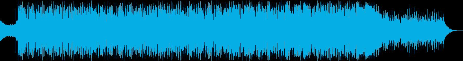 Overture・イントロ・OP・ライブの再生済みの波形