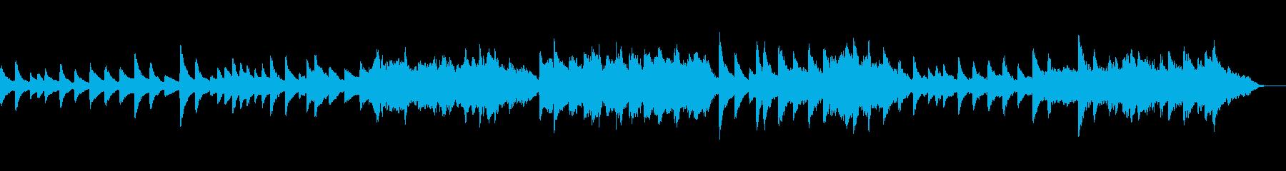 ピアノ協奏曲風=モーツァルトの緩徐楽章風の再生済みの波形
