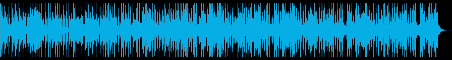 シティポップトラック_No623_5の再生済みの波形