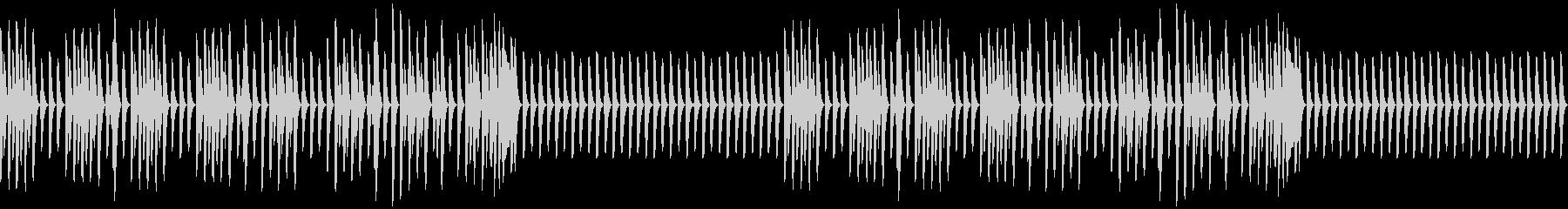 計算・学習・子供・アプリ・ループ・ピアノの未再生の波形