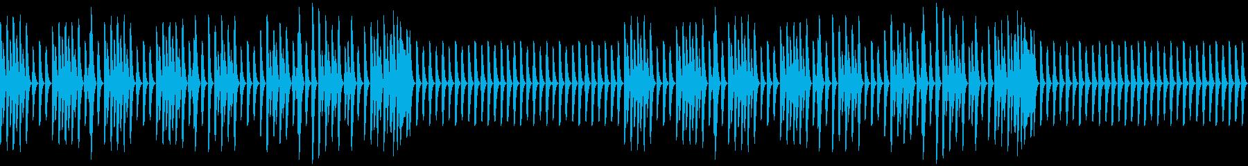 計算・学習・子供・アプリ・ループ・ピアノの再生済みの波形
