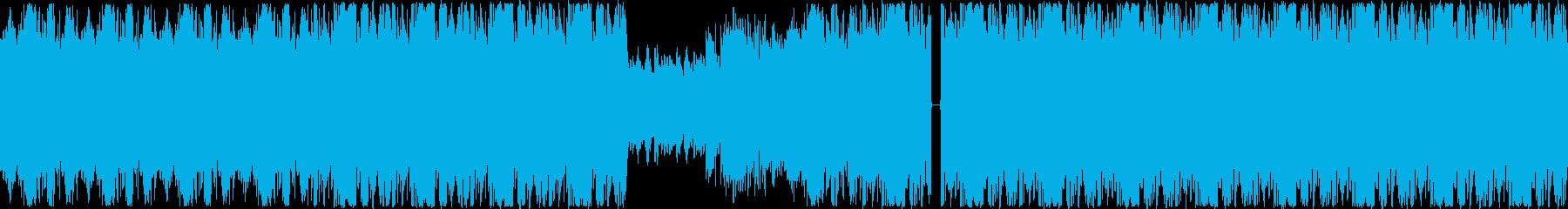 【スタイリッシュ/知的/フレンチハウス】の再生済みの波形