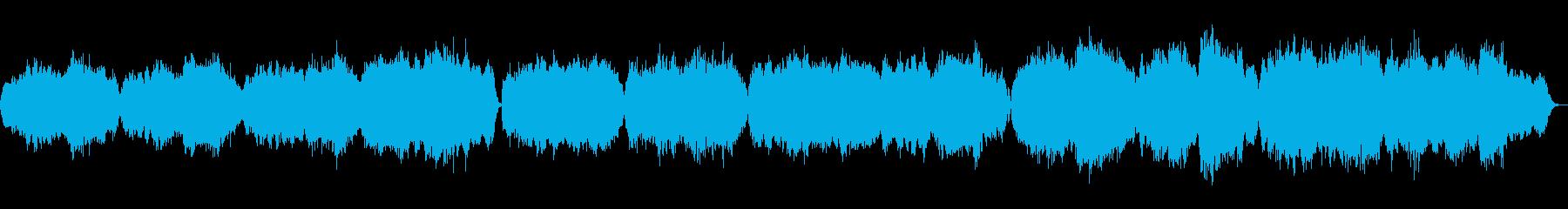 パイプオルガン演奏音楽、共和歌唱賛...の再生済みの波形