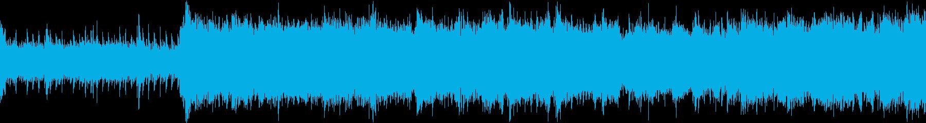 古き良き時代への憧れ メロトロン-ループの再生済みの波形