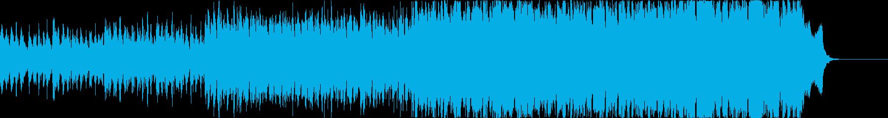 【CM・企業VP】オーケストラ+デジタルの再生済みの波形
