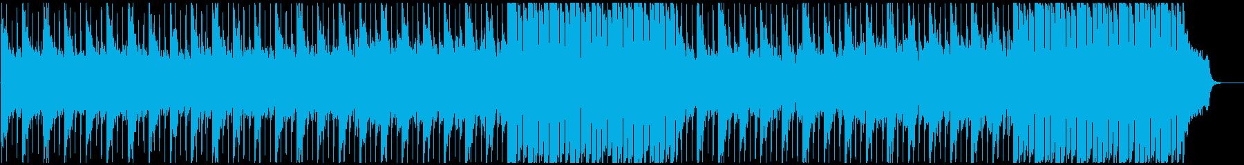 告知やVPに 前向きわくわくなバイオリンの再生済みの波形