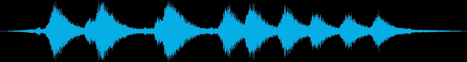 VINTAGE V8 AUTO:E...の再生済みの波形