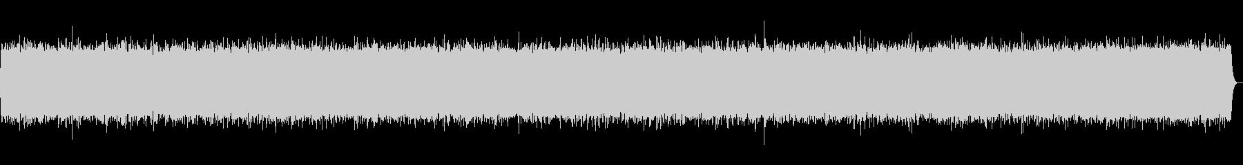 河川敷の音2(川の音、少し強め)の未再生の波形